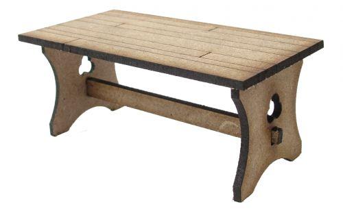 1/24th Tudor Table Kit