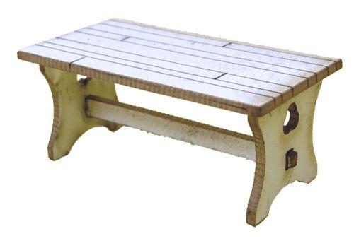 1:48th Tudor Table Kit