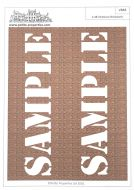 1/48th Victorian Brickwork