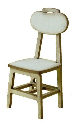 1:24th Vintage Chair