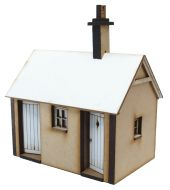 Wash House & WC Kit 1/48th