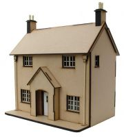 Washtub Cottage Kit 1:24th