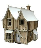 Winterberry Hall Kit Kit 1:48th - Enchanted Cottages Collection