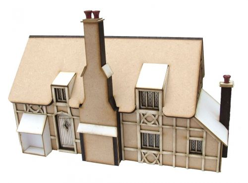 Woodnook Cottage 'The Enchanted Range' Kit 1/48th