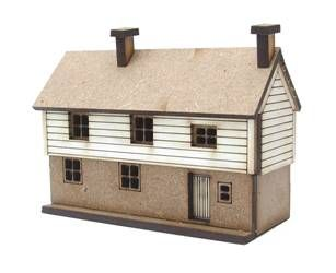 Barnacle Cottage 144th/ Micro Scale