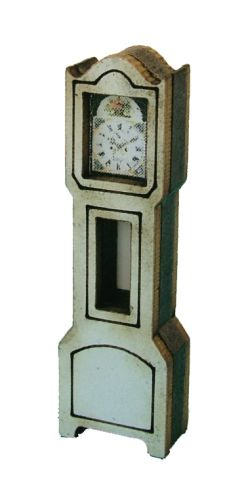 1:48th Traditional Grandfather Clock Kit